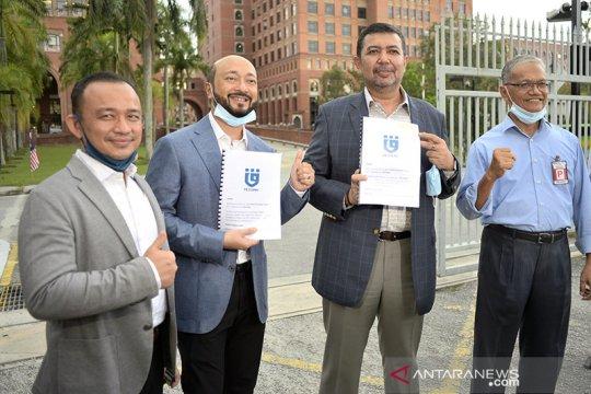 Komnas HAM Malaysia sesalkan penolakan pendaftaran Partai Pejuang