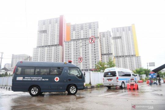 Pertambahan kasus COVID-19 Jakarta pecahkan rekor lagi