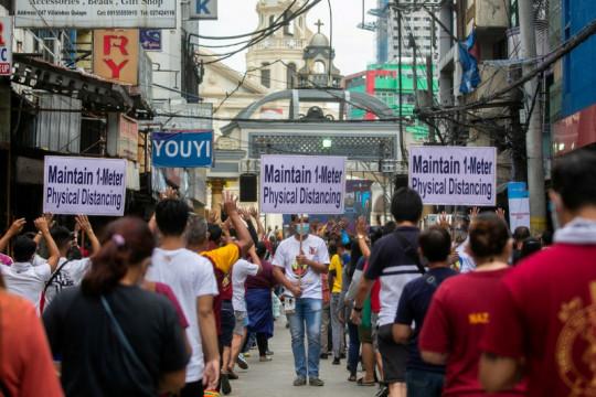 Filipina akan larang perjalanan dari Malaysia, Thailand