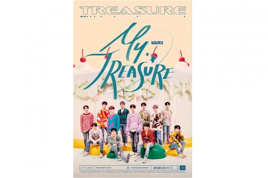 "TREASURE dan para idola K-pop ""comeback"" pada Januari ini"