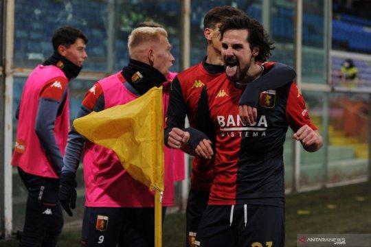 Genoa tinggalkan zona merah setelah tundukkan Bologna