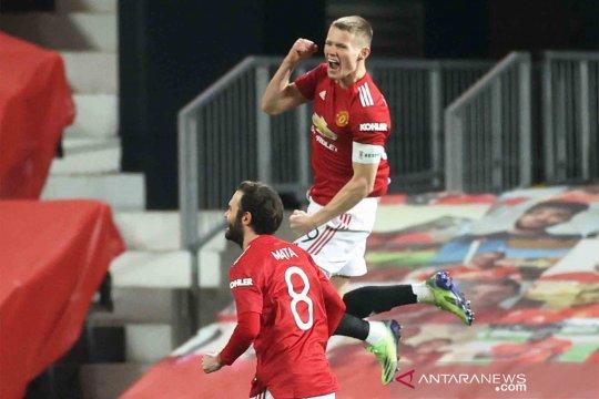Piala FA: Manchester United menang 1-0 atas Watford