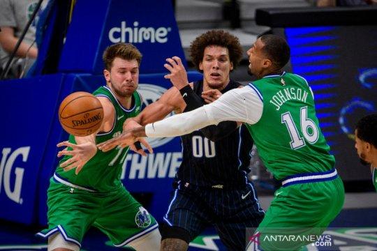 Minus tiga pemain andalan, Mavericks bisa atasi Magic