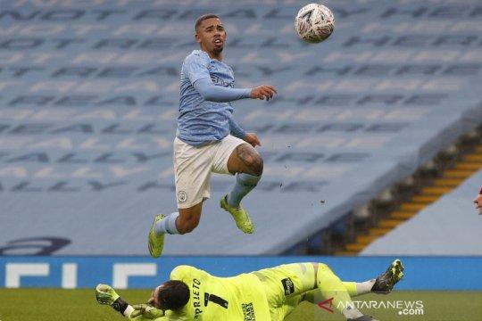 Piala FA: Manchester City vs Birmingham City