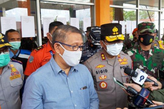 Tinjau Bandara Supadio, Gubernur: Di Posko Ante Mortem ada 5 psikolog