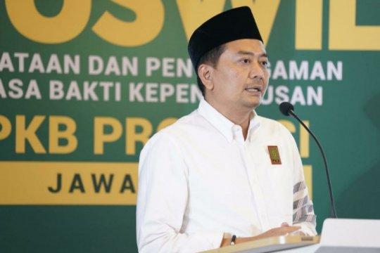 Syaiful Huda kembali pimpin PKB Jawa Barat