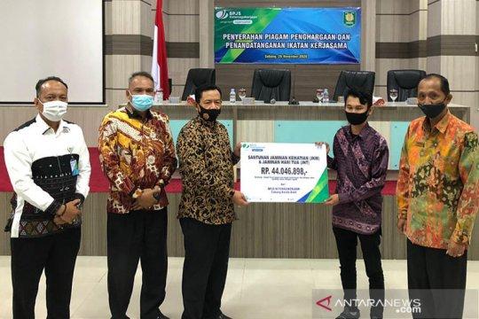 BP Jamsostek Bayar Klaim JHT Rp407 miliar di Aceh