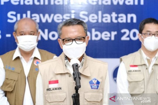 Peristiwa Sriwijaya Air SJ-182, Nurdin Abdullah berharap ada mukjizat