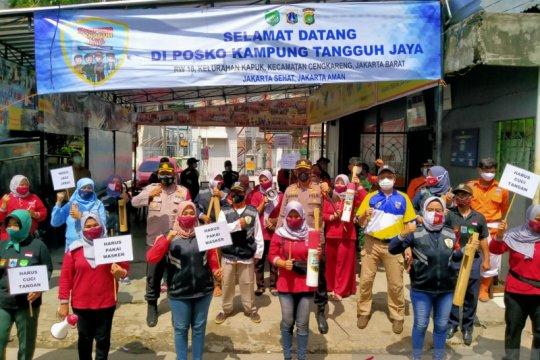 Kampung Tangguh Jaya Kemanggisan segera dibentuk guna tekan COVID-19