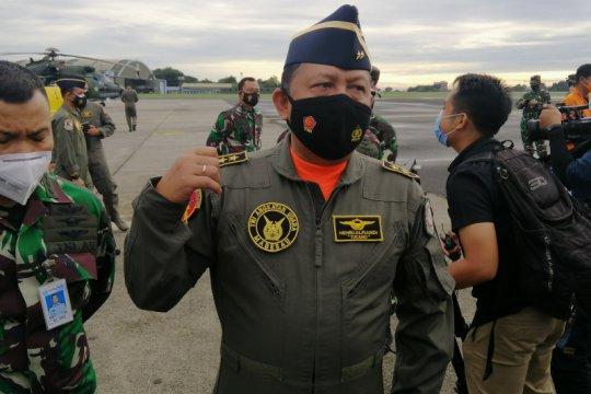 Asops Kasau optimistis Tim SAR akan temukan badan pesawat Sriwijaya
