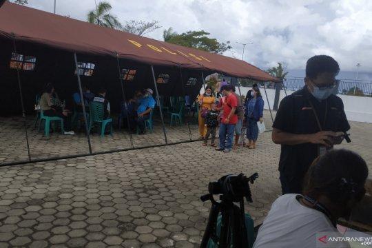 TIM DVI Polda Kalbar ambil 10 sampel DNA keluarga korban Sriwijaya Air