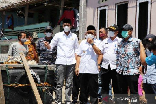Gubernur janji relokasi warga terdampak abrasi di Polewali Mandar