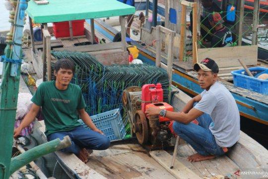 Suara Sriwijaya Air menghujam laut menggetarkan rumah Pulau Lancang