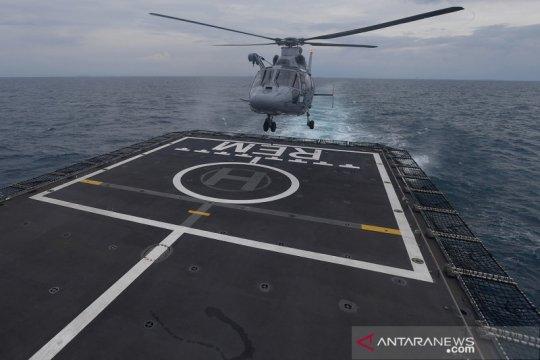 Dua helikopter TNI AU dikerahkan cari pesawat Sriwijaya
