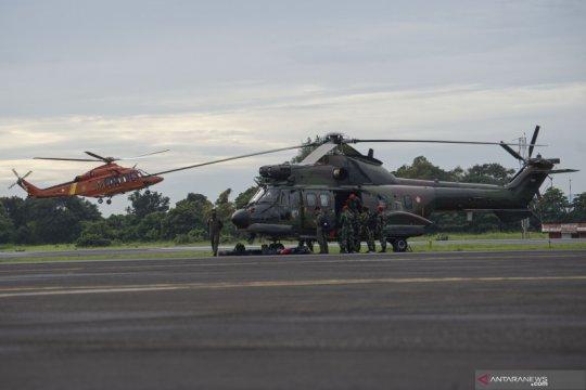 Pencarian Sriwijaya SJ-182 libatkan sejumlah potensi SAR