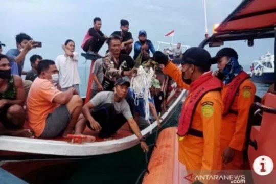 Polda Lampung ambil sampel DNA keluarga penumpang SJ-182