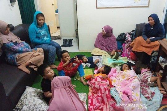 85 KK di Batam mengungsi karena banjir
