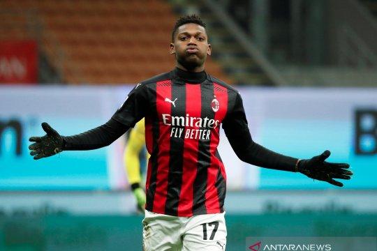 Rafael Leao ungkap alasan dirinya pilih AC Milan dan tolak Inter