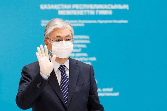 Vaksinasi COVID lamban, Presiden Kazakhstan ancam pecat kabinet