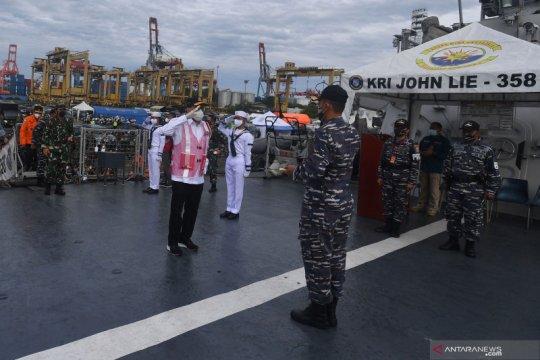 "Menhub ditelepon Presiden Jokowi lebih 5 kali ""update"" Sriwijaya Air"