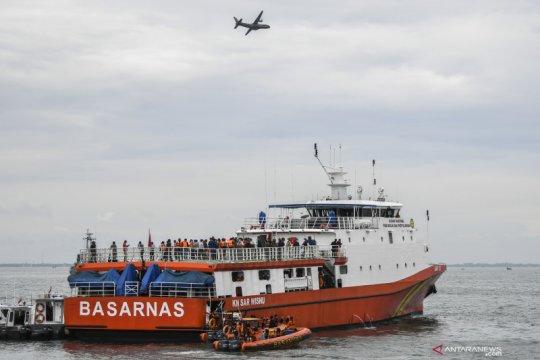 Basarnas kerahkan 53 kapal untuk cari pesawat Sriwijaya Air SJ 128