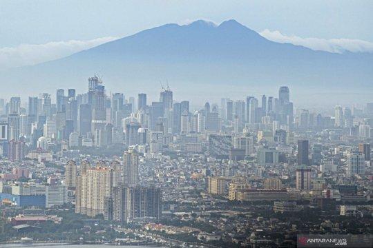 BPS: Walau terkontraksi, ekonomi DKI Jakarta kuartal IV 2020 membaik