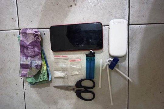 Polisi Mimika tangkap tiga pelaku pengguna narkotika