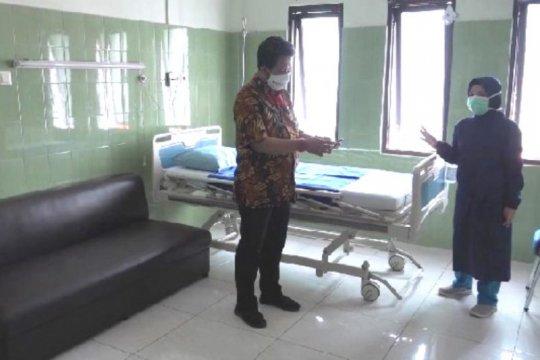 Jumlah kasus COVID-19 di Kota Madiun melewati angka 500