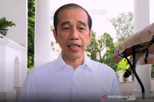 Presiden sampaikan duka cita atas jatuhnya pesawat Sriwijaya SJ 182