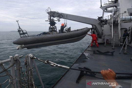 Operasi SAR kecelakaan pesawat Sriwijaya Air SJ182