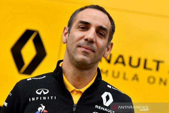 Abiteboul tinggalkan tim Formula 1 Renault