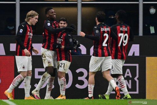 Klasemen Liga Italia: Milan mulai jauhi kejaran para rival