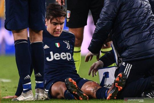 Andrea Pirlo beri kabar terbaru soal cedera Paulo Dybala
