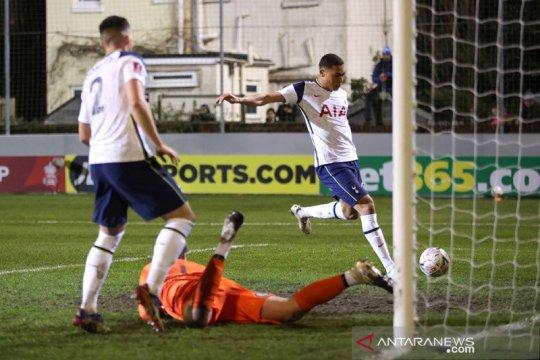 Tottenham berondong lima gol ke tim strata paling rendah di Piala FA