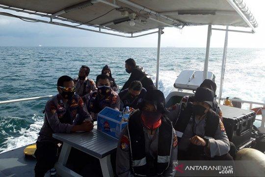 Ditpolairud tambah 12 penyelam hari ketiga pencarian Sriwijaya Air