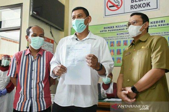 Wali Kota Kediri minta warga jangan takut vaksin COVID-19