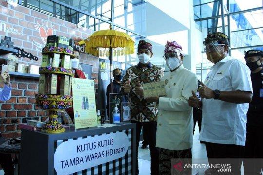 Menhub luncurkan Gerakan Bangga Buatan Indonesia di Soekarno-Hatta