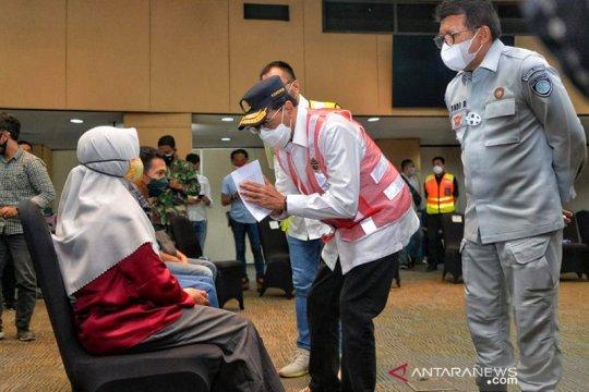 Presiden minta Menhub koordinasikan layanan keluarga korban Sriwijaya