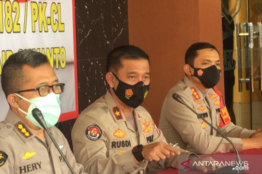 Tim DVI Polri identifikasi empat jenazah korban Sriwijaya Air