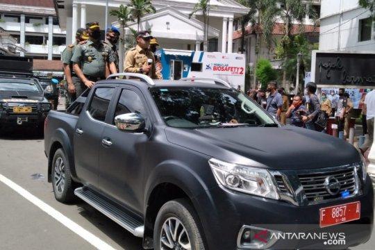 Wali Kota Bogor dan Forkopimda patroli pantau penerapan PPKM