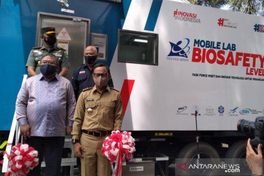Pemkot Bogor terima hibah mobile lab BSL-2 dari Kemenristek/BRIN