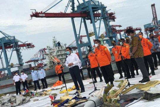 DPR RI apresiasi kinerja Basarnas evakuasi cepat puing Sriwijaya Air