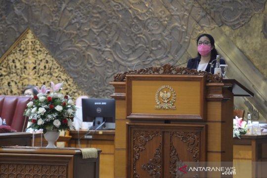 Puan: DPR segera tetapkan Prolegnas Prioritas 2021