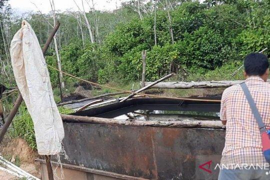 """Polda Jambi diminta tindak tegas """"illegal drilling"""" di lahan PT AAS"""