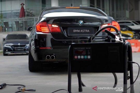BMW pasang target gandakan penjualan kendaraan listrik tahun ini