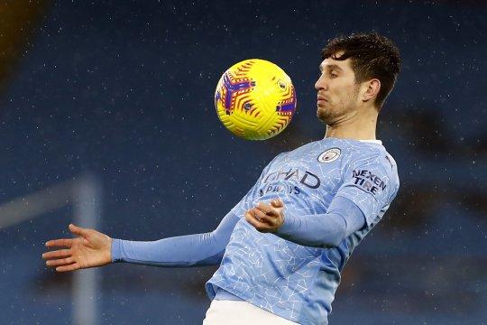 John Stones membuat Manchester City sekeras batu karang