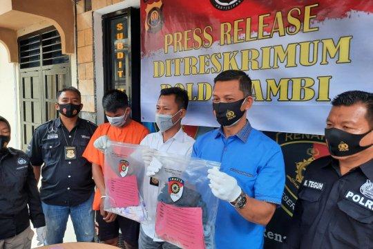 Cabuli anak, Oknum Satpam di Muaro Jambi ditangkap polisi