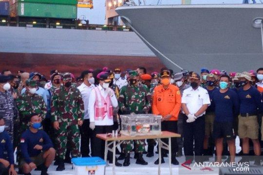 Tim SAR ungkap tantangan dan proses penemuan kotak hitam Sriwijaya AIr