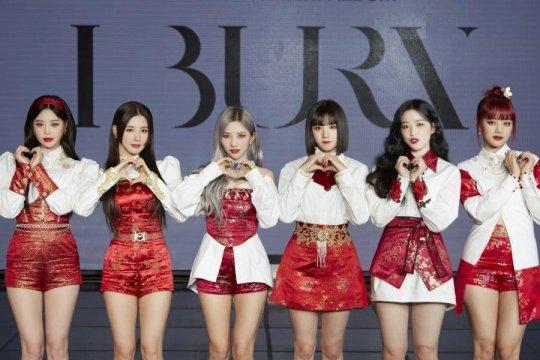 """(G) I-DLE tandai """"comeback"""" dengan mini album """"I Burn"""""""