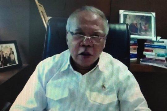 Ingatkan tidak ceroboh, Menteri PUPR targetkan lelang selesai April